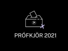 Prófkjörssvaði 2021
